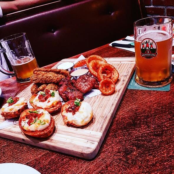 3 Brewers Platter