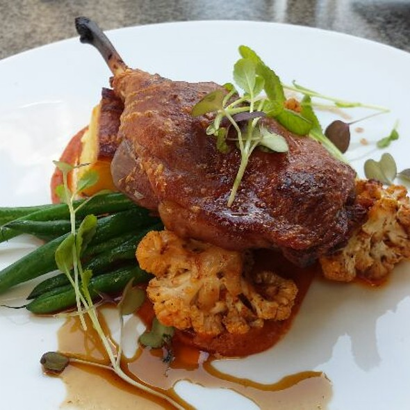 Duck - Vineland Estates Winery Restaurant, Vineland, ON