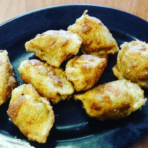 Fried Kuchay Dumplings