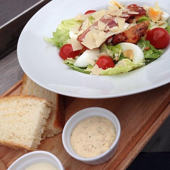 Ceasar Salad @ Golfbaan Naarderbos