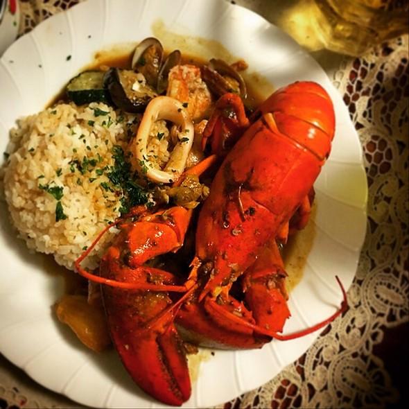 Seafood Curry @ ぷりな亭