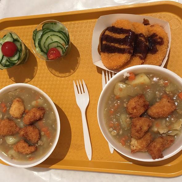 Katsu Curry @ Japanese Food & Cultural Bazaar