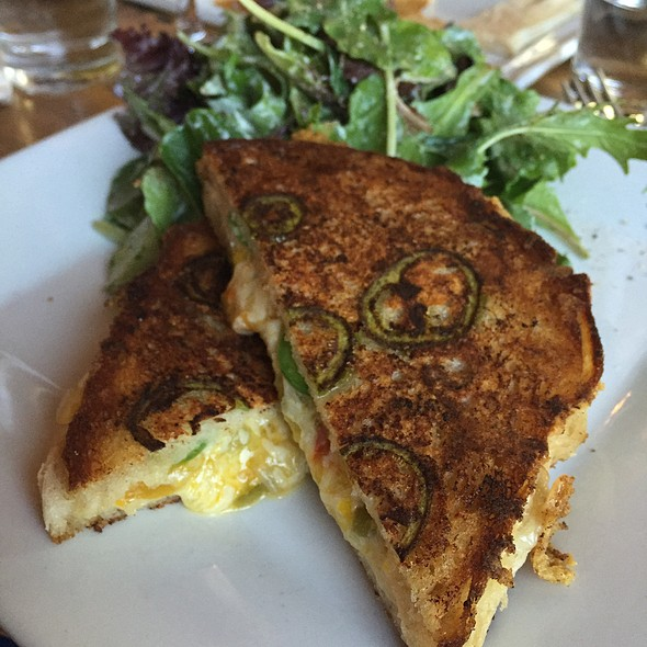 Grilled Cheese @ The Rind
