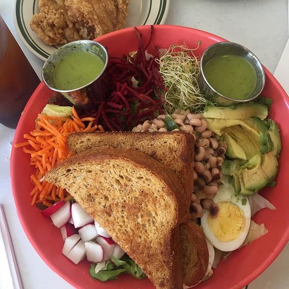 Big Salad @ Pies-N-Thighs