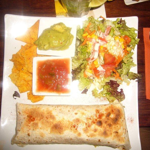 Chicken Burrito @ Entreprise