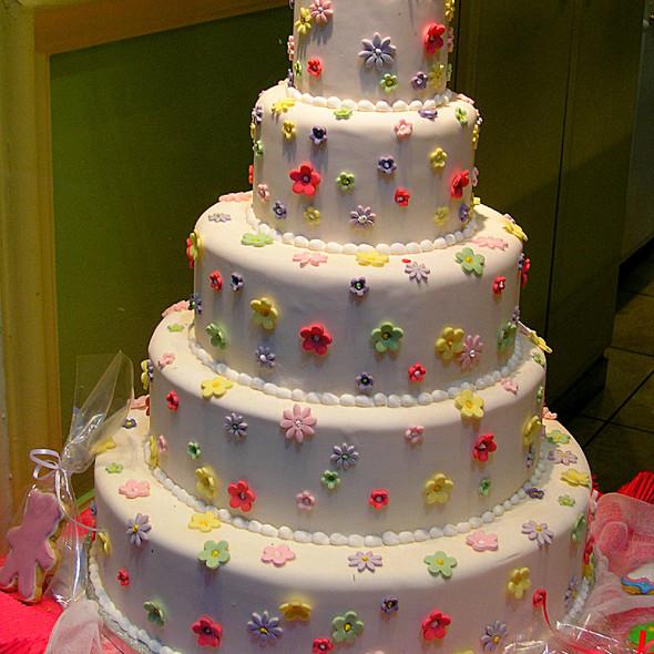 Wedding Cake @ Despina