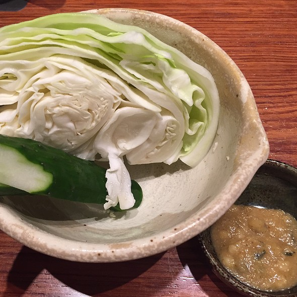 Cukes & Cabbage @ 丹波黒どり農場 防府港口駅前店