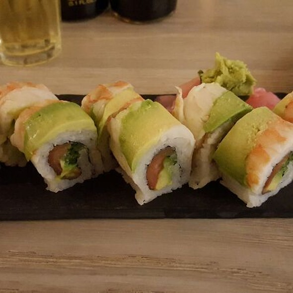Assorted Sushi @ Life Grand Cafe Mall of Africa