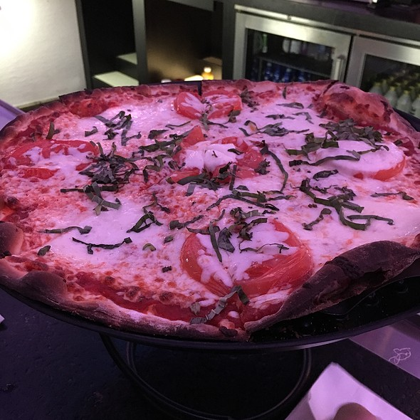 Margherita Pizza @ The Game At Blue Chip