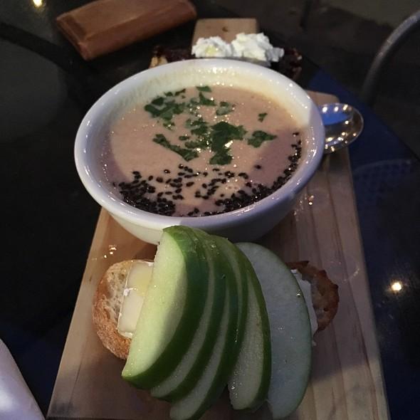 Spicy Brazilian Coconut Shrimp Soup @ Shuga's