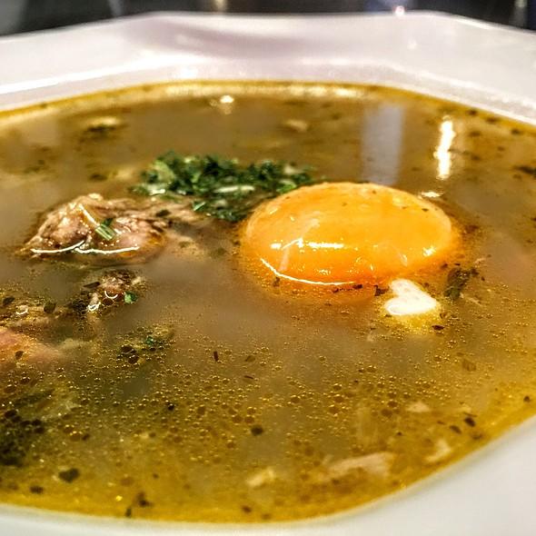Chicken Soup @ Marlenes Kueche