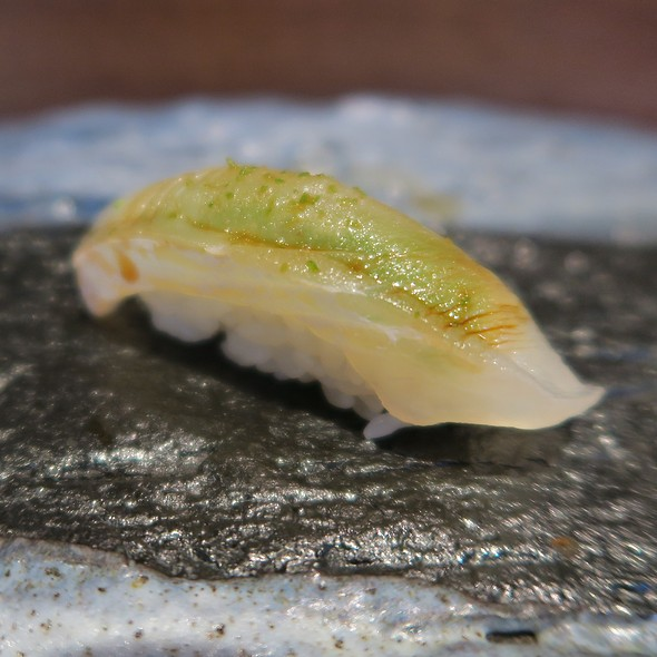 Japanese Flounder With Shiso And Yuzu