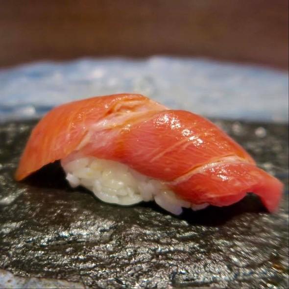 Japanese Blue Fin Tuna Otoro