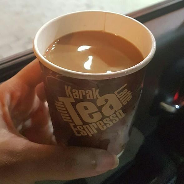 Karak Tea- Tea With Milk