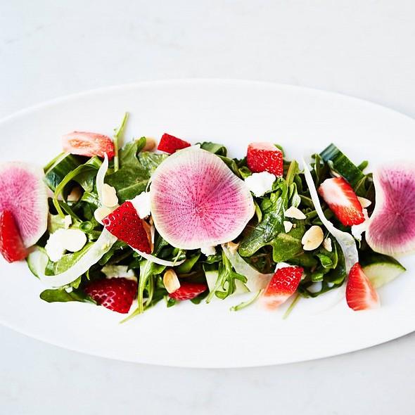 Strawberry Salad @ Atwood