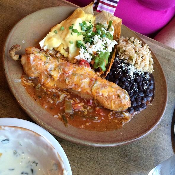 Sampler Plattter - Mi Casa Mexican Restaurant, Breckenridge, CO