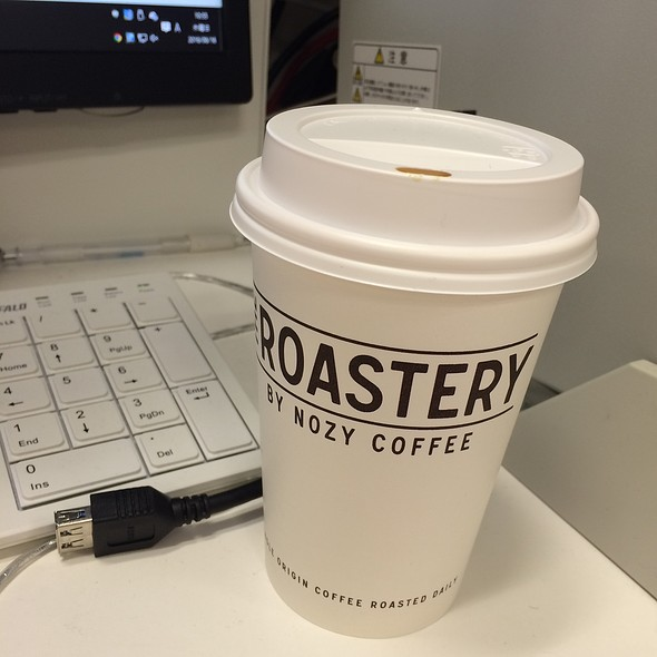 Cafe Latte @ Rostery By Nozy Coffee
