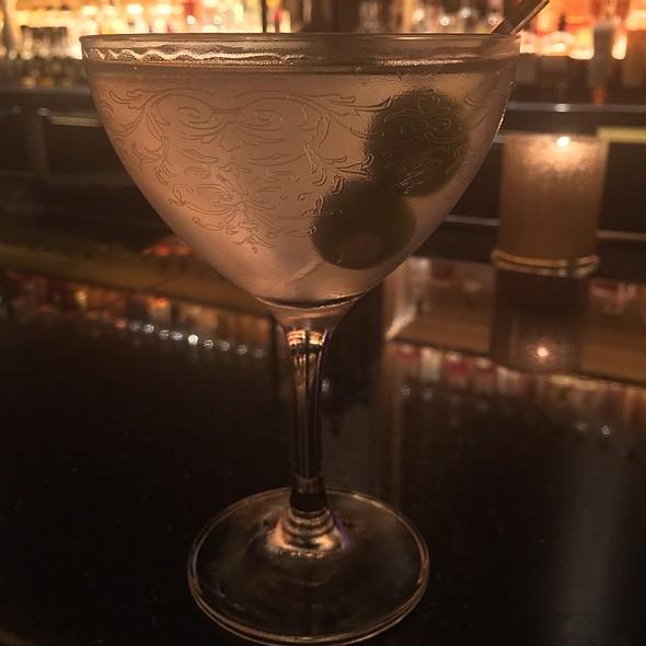 Tito's Vodka Martini - Sage - Aria, Las Vegas, NV