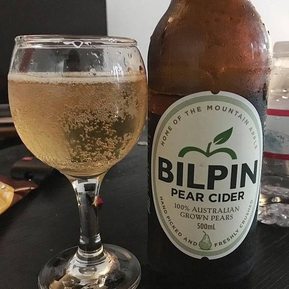 Bilpin Pear Cider @ Little Bottle Shop Of Glebe
