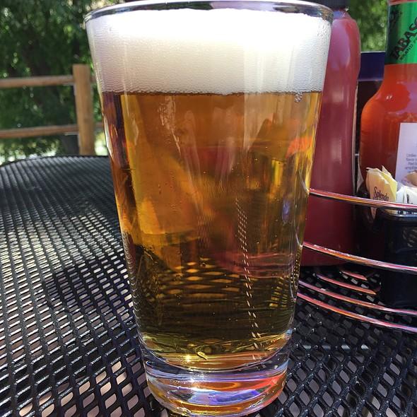 True Blonde Ale @ River's Edge Bar & Restaurant