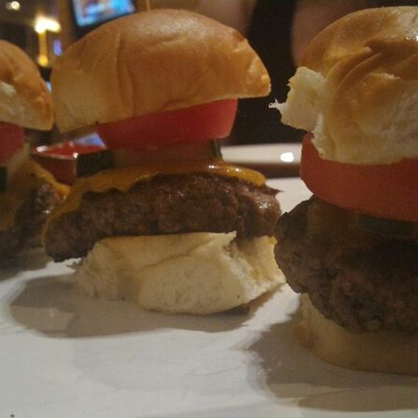 Kobe Beef Sliders @ Planet Dailies