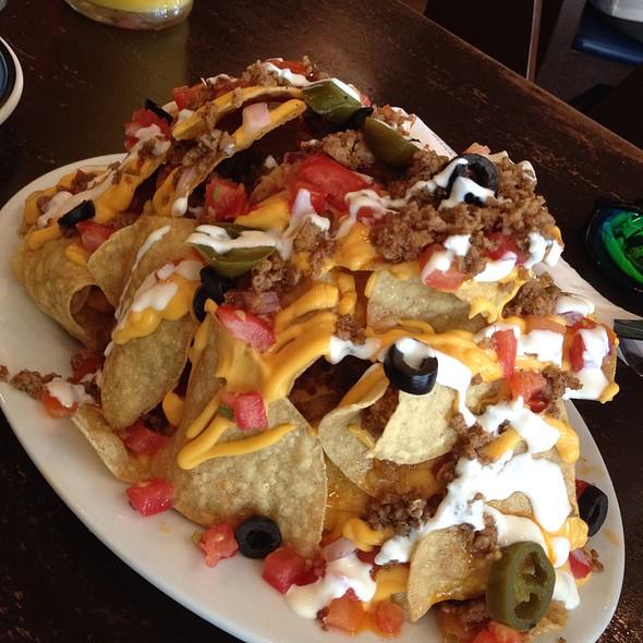 Nachos Grande @ Agave Mexican Cantina