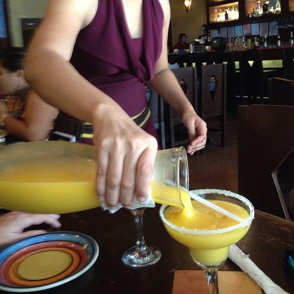 Mango Margarita @ Agave Mexican Cantina