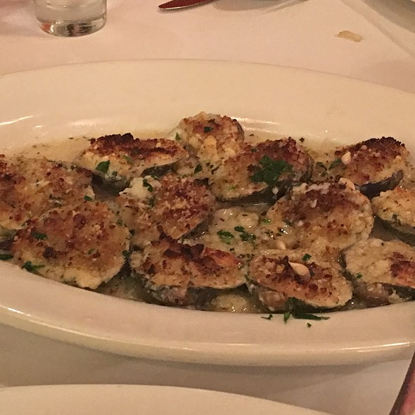 Baked Clams - Carmine's - 44th Street - NYC, New York, NY