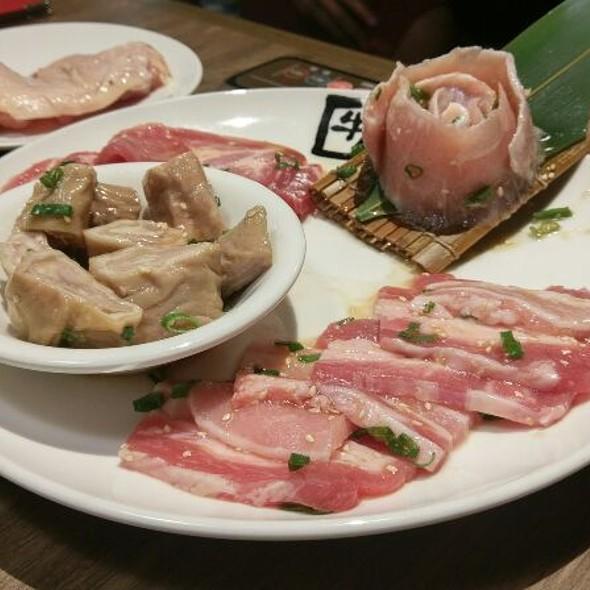 Pork Dish @ 牛角日式炭火烧肉