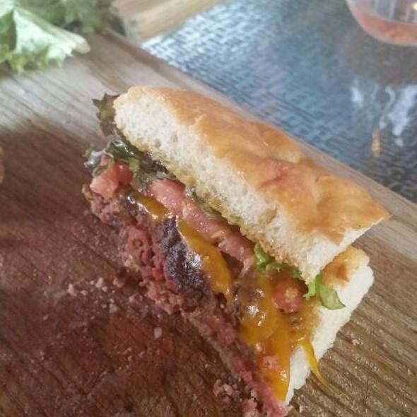 Elk Burger @ Game