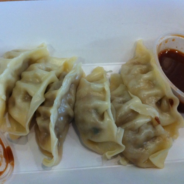 Peking Duck Dumplings @ Rickshaw Dumpling Truck