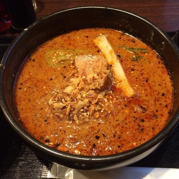 Mini Tan Tan Noodles @ 炎麻堂 三軒茶屋店