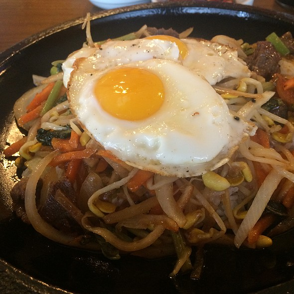 Bimbimbap Hot Pot @ Shinsegae Oriental Supermarket