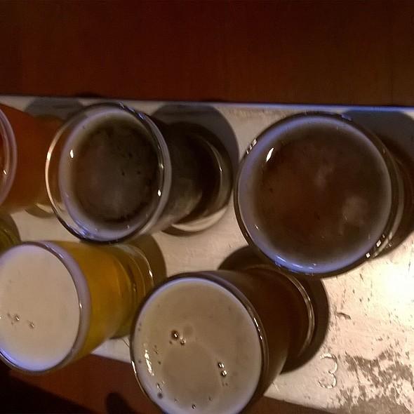 Belgium Beer Flights @ Yard House (Red Rock Resort)