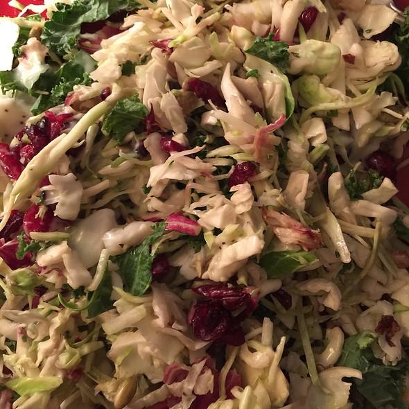 Kale Salad @ Matrixity Home