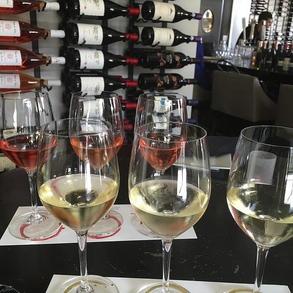 Wine Flights @ Calave Palo Alto