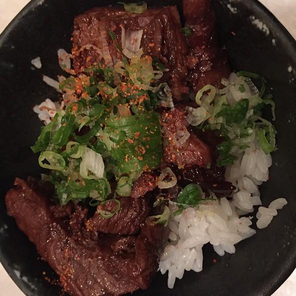 Braised Otoro Rice @ Mitsui Cuisine