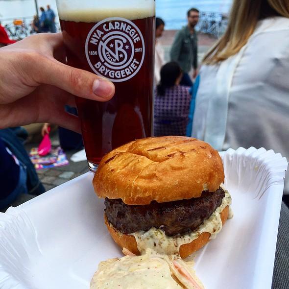 Burger And Beer @ Nya Carnegiebryggeriet
