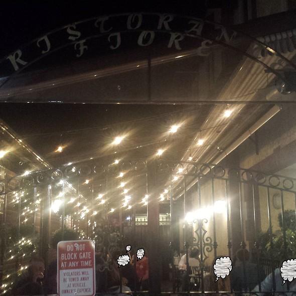 Outside - Ristorante Fiore, Boston, MA