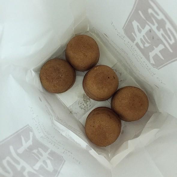 Kaya Balls @ Ya Kun Kaya Toast @Mercury Ville