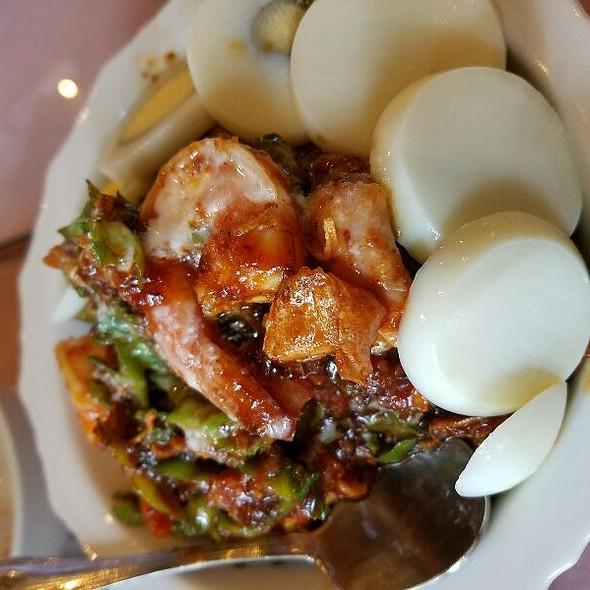 Wing Bean Salad @ A. Mallika