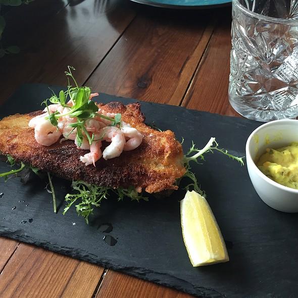 Fiskefilet @ Restaurant Remouladen