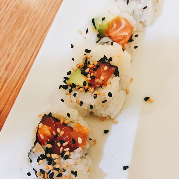 Spicy Maki @ Sakura Sushi Restaurant