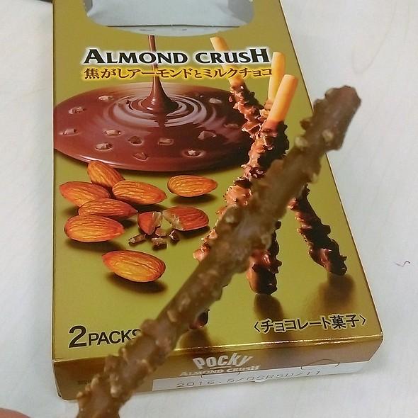 Pocky Almond Crush @ 759阿信屋