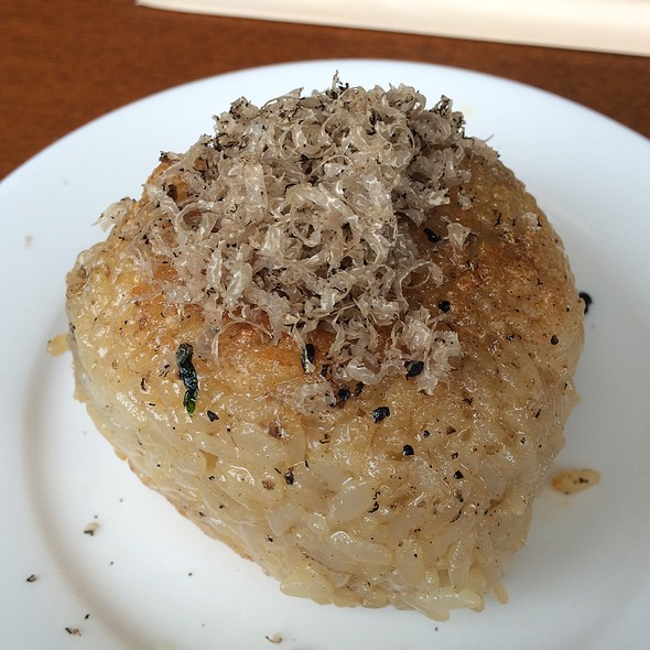 Truffle Musubi