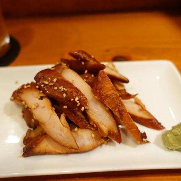 ささみ鶏のたまり醤油漬け焼き @ CRAFT BEER BABY!