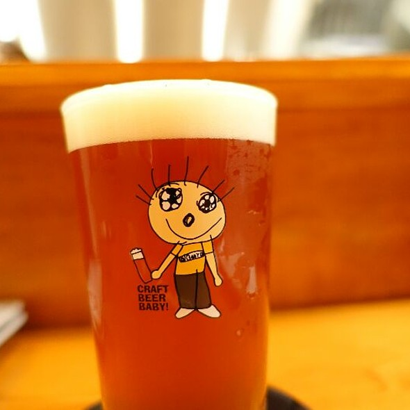 箕面W-IPA @ CRAFT BEER BABY!
