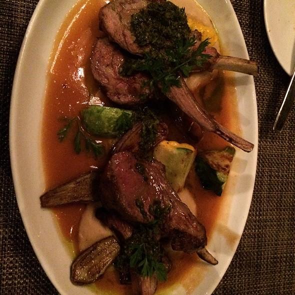 Lamb Chops - The Oak Table, Columbia, SC