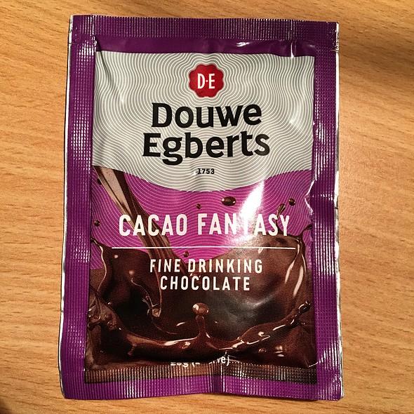Douwe Egberts CACAO FANTASY FINE DRINKING CHOCOLATE