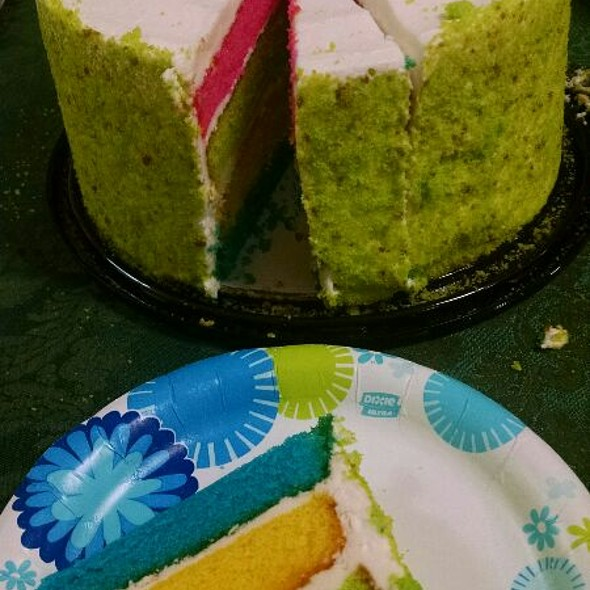Celebration Almond Cake